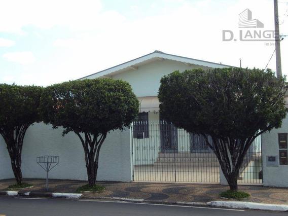 Casa Com 5 Dormitórios À Venda, 266 M² Por R$ 580.000 - Vila Lemos - Campinas/sp - Ca11514