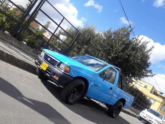 Camioneta Luv 2300 Sin Pico Y Placa