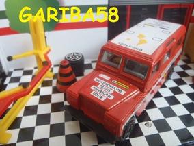 Burago Land Rover Aziza Scala 1/47 Made In Italy Gariba58