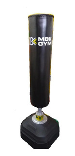 Bolsa De Box Boxeo De Piso Pie Stand Flexible Resorte Fitnes