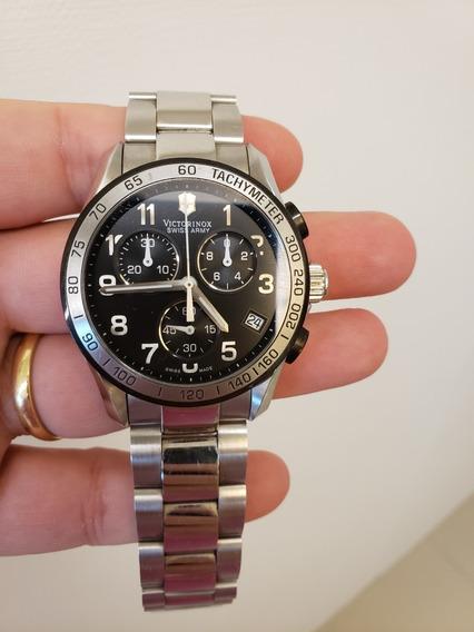 Relógio Victorinox Chrono Classic 241403 - Usado