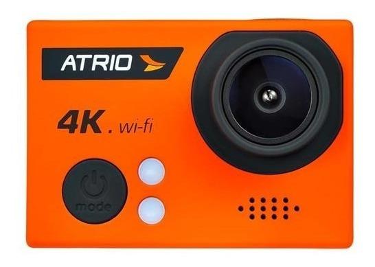 Câmera De Ação Atrio Sport Resolução 4k Gopro - Dc185