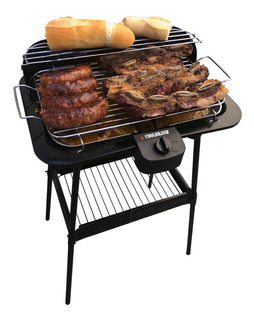 Parrilla Portatil Coolbrand Bbq8088 Ideal Dpto Balcon2200w