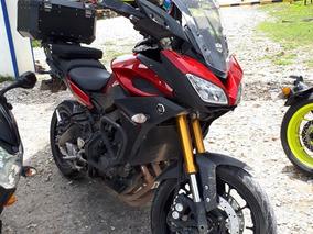 Yamaha Tracer Mt09