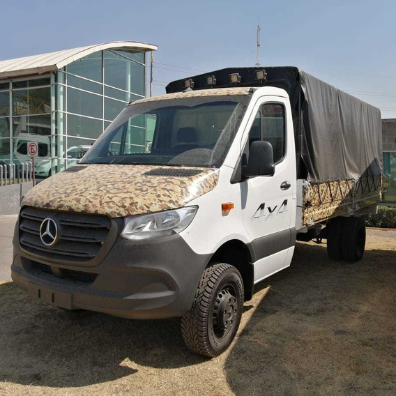 Mercedes-benz Sprinter Chasis Cabina 4x4