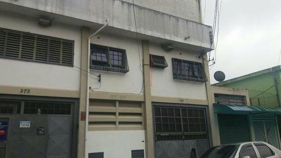 Galpão À Venda, 810 M² Por R$ 1.300.000 - Aricanduva - São Paulo/sp - Ga0024