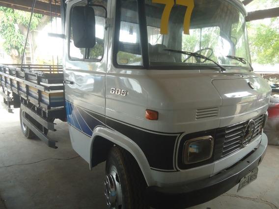 Mb 608 1977 Aceito Troca
