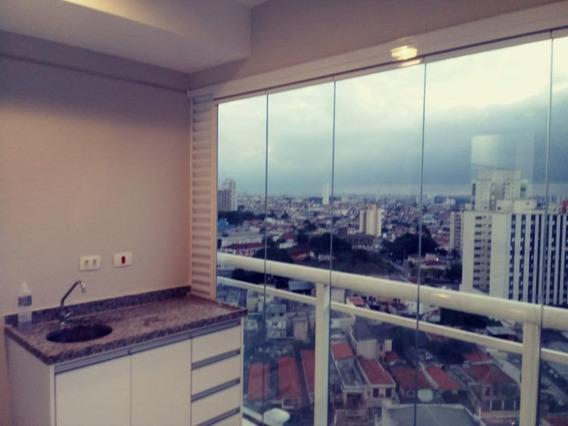 Apartamento Com 2 Dormitórios Para Alugar, 55 M² Por R$ 2.750/mês - Jardim Anália Franco - São Paulo/sp - Ap6938