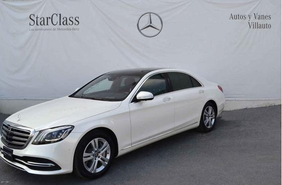 Mercedes-benz Clase S 4p S 450 V6/3.0/t Aut