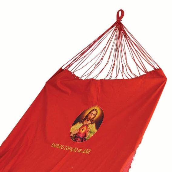 Rede Sacra Sagrado Coração De Jesus - Frete Grátis