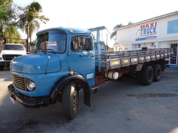 Mb 1113, Truck, Carroceria, 1974, Direção, Turbo