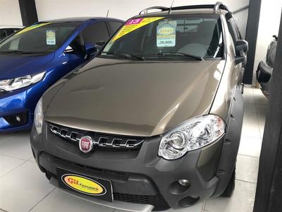 Fiat Strada 1.8 Mpi Adventure Cd 16v Flex 2p Automático