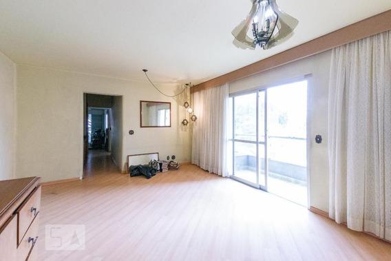 Apartamento No 3º Andar Com 3 Dormitórios E 2 Garagens - Id: 892981194 - 281194
