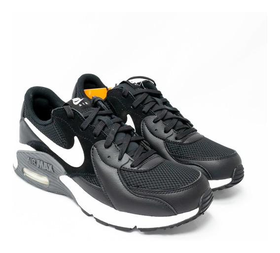 Tênis Nike Cd4165 001 Airmax Excee Com Bolha De Ar