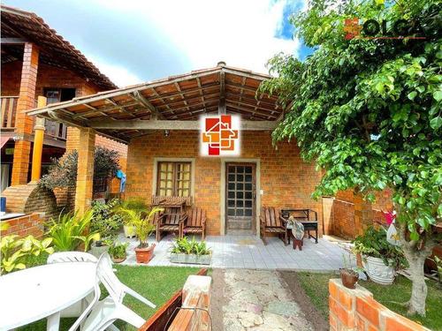 Imagem 1 de 17 de Casa De Condomínio Com 03 Quartos Sendo 01 Suíte, À Venda - Gravatá/pe - Vl0263