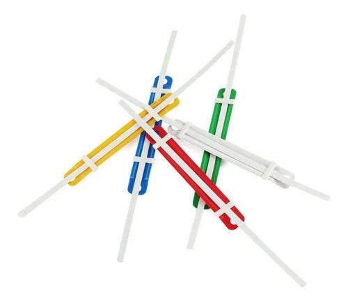 Imagen 1 de 3 de Broche Acco Plástico X50