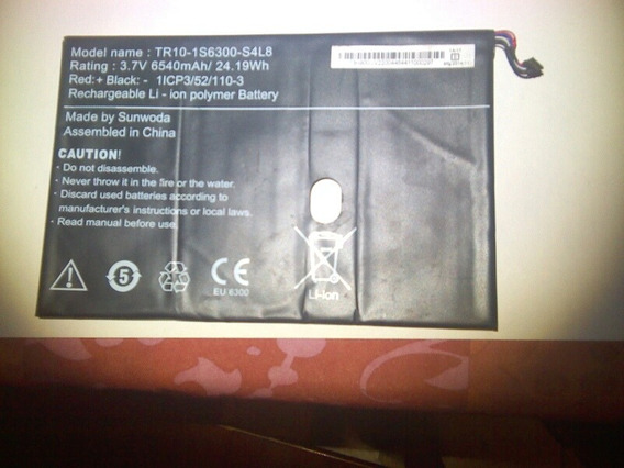 Pila O Bateria Para Lapto Compatible Con C-a-n-a-i-m...a