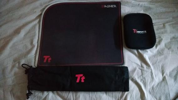 Mousepad Thermaltake Tt Esports Dasher Emp0001sls