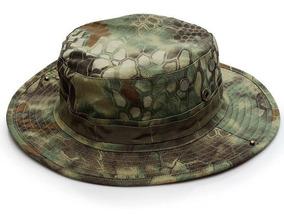 Sombrero Militar Táctico Boonie Hat Serpiente Claro Mandrake