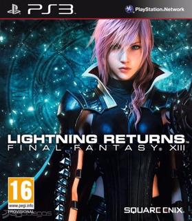 Final Fantasy Xiii Lightning Returns Juego Ps3 Original