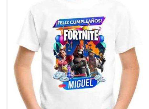 Playeras Cumpleaños Personalizadas O Aniversarios