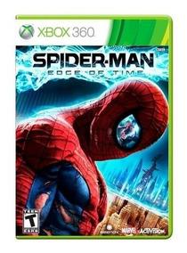 Homem Aranha Spider-man Xbox 360 Original Seminovo