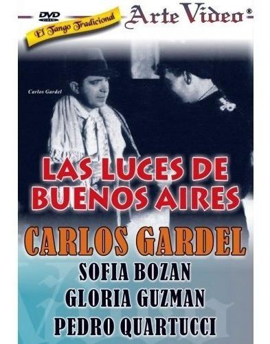 Las Luces De Buenos Aires - Carlos Gardel - Dvd Original