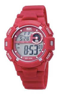 Reloj Hombre Boy London Digital 7312 Agente Oficial