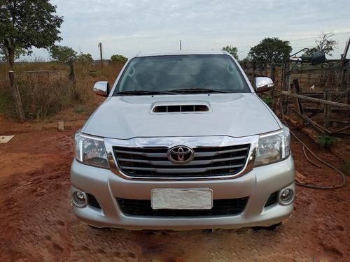 Imagem 1 de 11 de Toyota Hilux Cd Srv D4-d 4x4 3.0 Tdi Diesel