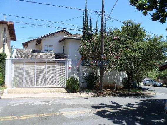 Casa À Venda Em Barão Geraldo - Ca276831
