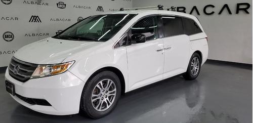 Imagen 1 de 15 de Honda Odyssey 2011 3.5 Exl Piel Qc At