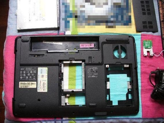 Carcaça Inferior Acer 5517, Peças, Processador, Cooler Mais