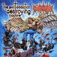Mortification - The Evil Addiction Destroying Machine Cd | Mercado Livre