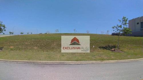 Imagem 1 de 11 de Terreno À Venda, 478 M² Por R$ 870.000,00 - Condomínio Residencial Alphaville Ii - São José Dos Campos/sp - Te0498