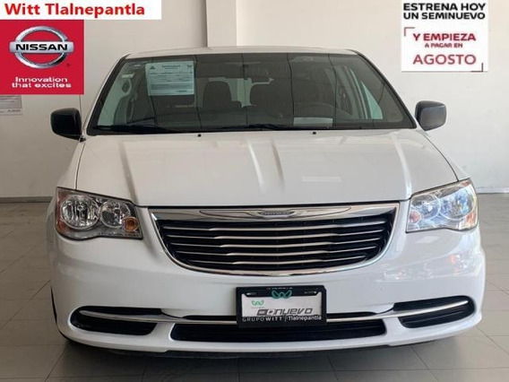 Chrysler Town And Country Suv 5p Li V6/3.6 Aut