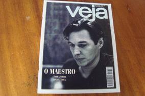 Revista Veja 1370 / O Maestro Tom Jobim / Editora Abril