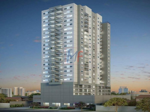 Imagem 1 de 1 de Ref: 8139 Lindo Apartamento Novo Com 66 M² - 3 Dormitórios Sendo 1 Suíte E 1 Vaga De Garagem,  No Bairro Tatuapé. - 8139