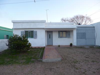 Casa En Progreso Sobre Avda. Artigas (apta Préstamo)