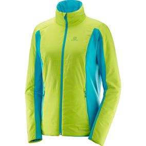 Jaqueta Feminina Salomon - Drifter Mid Jacket W - Hiking