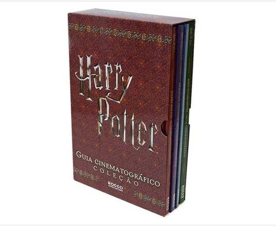 Box Harry Potter - Guia Cinematográfico - Livros