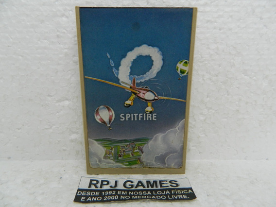Spitfire Original Da Splicevision P/ Colecovision Coleco