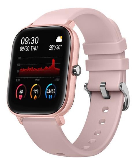 P8 Reloj Inteligente Bluetooth Deportes Pulsera Ritmo Cardía