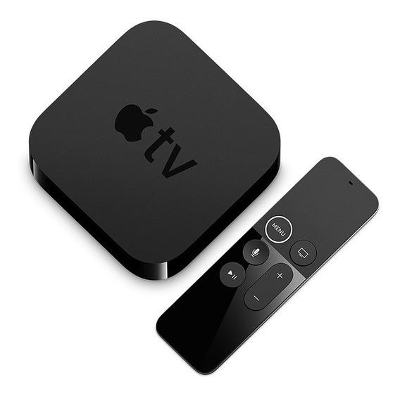 Apple Tv 4ª Geração 64gb Mlnc2e/a Mod. A1625 Aberto P/ Teste