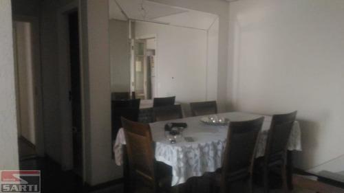 Imagem 1 de 15 de Sacada - 2 Dormitórios - Pintura Nova  - St14983