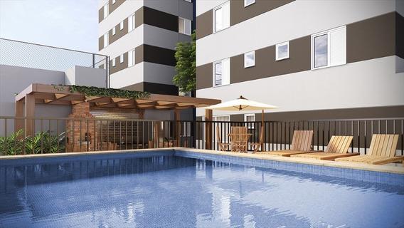 Apartamentos Na Planta, 31m²,com 02 Dormitórios No Ipiranga.