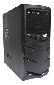 Pc Intel Core I3 2120 3.30ghz Hd 500gb 4gb Dvdrw Wi-fi H61