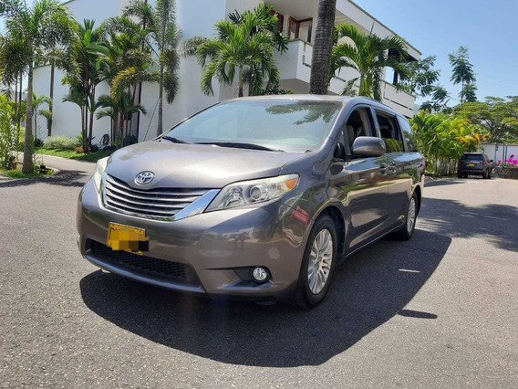Toyota Sienna Xle Fulll Equipo