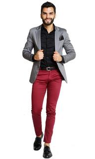 Chupines Con Camisa Zapatos Y Cinto De Vestir Hombre Import