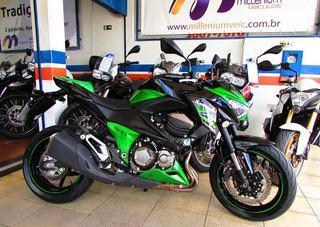 Kawasaki - Z 800 - 2014 Só 20 Mil Km + Garantia - Amparo S.p