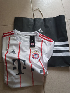 Camisa Bayern Munique - 17/18 - Gg